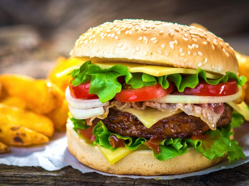 Citiline Burger