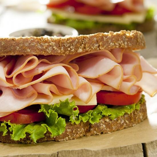Classic Ham& Cheese