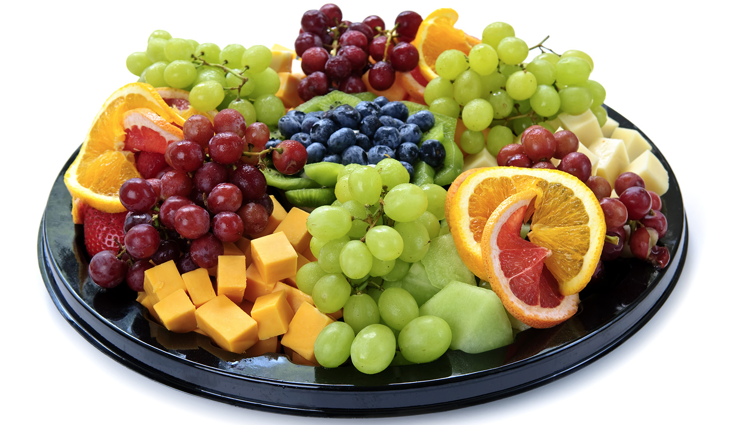 fruit medley tray