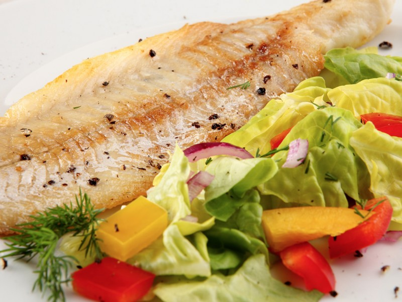 BAKED COD