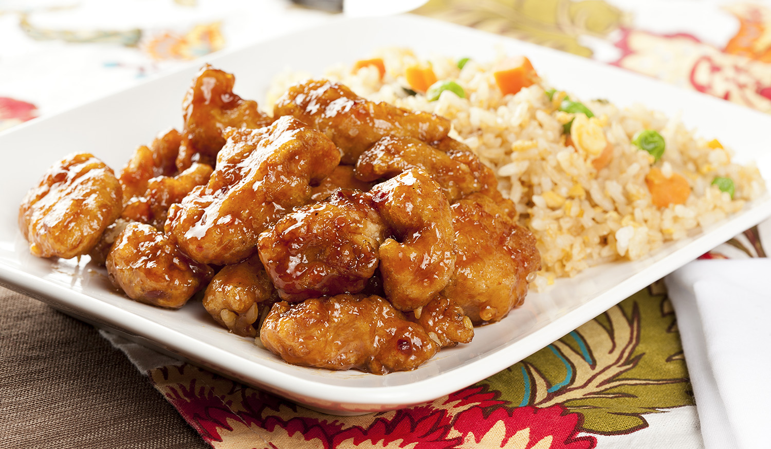GENERAL JOE'S CHICKEN